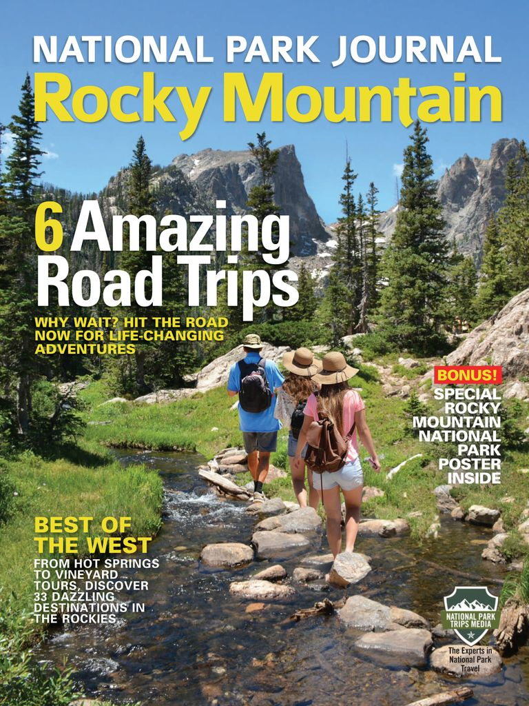 98e1df98092a Buy Rocky Mountain Journal - National Park Journal