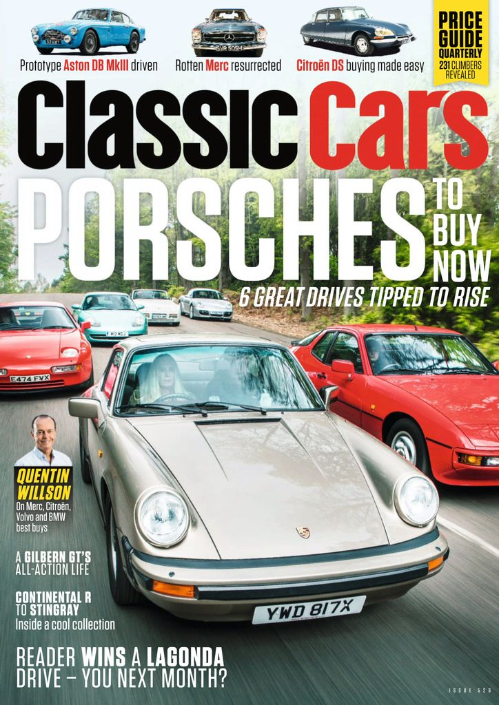 Buy August 2017 - Classic Cars