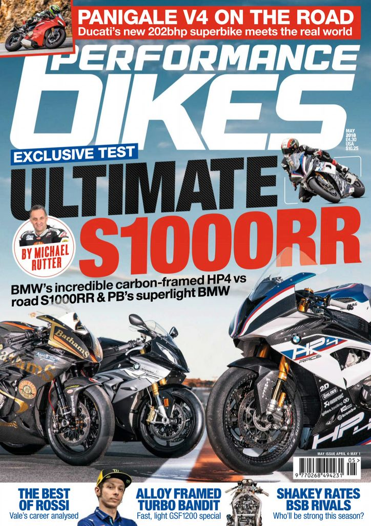 Buy November 2017 - Performance Bikes