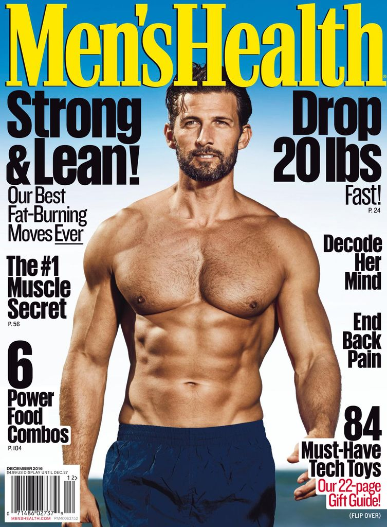 ae8d3575a Buy December 2016 - Men's Health