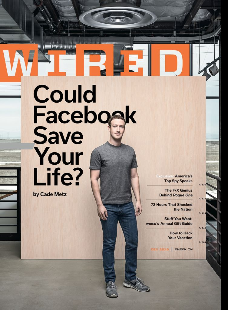 Back issues of WIRED