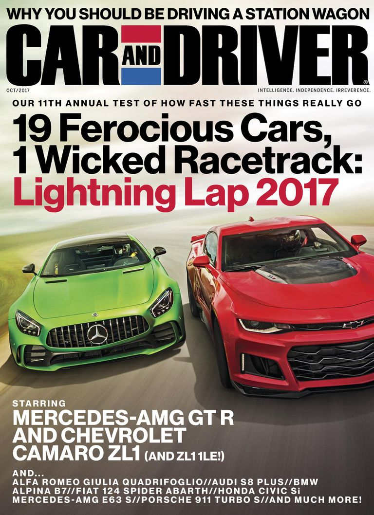 Car and Driver - Online Magazine