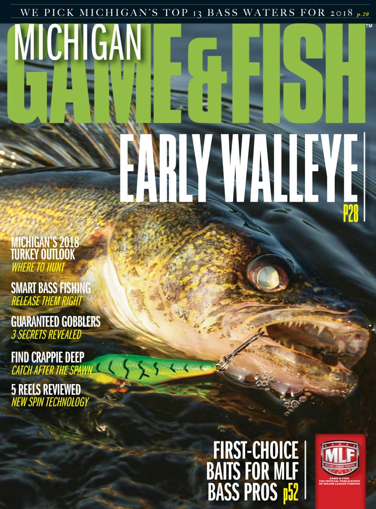 Buy April 2018 - Game & Fish Midwest