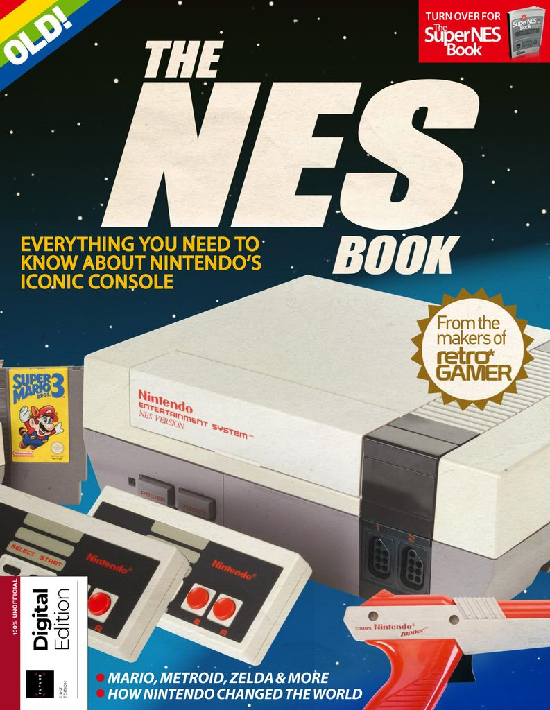 The NES/SNES Book subscription