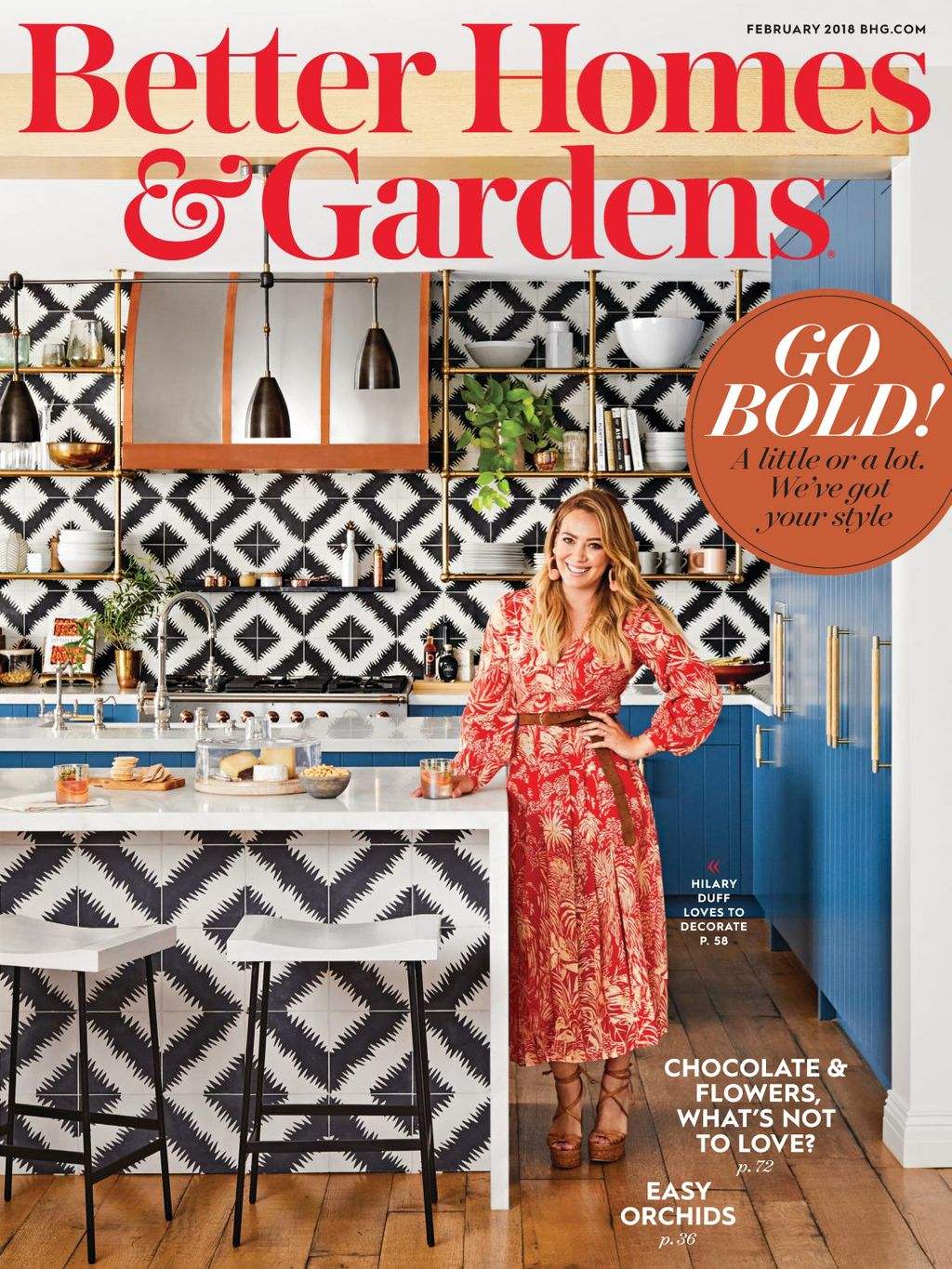 Better Homes and Gardens Online Magazine