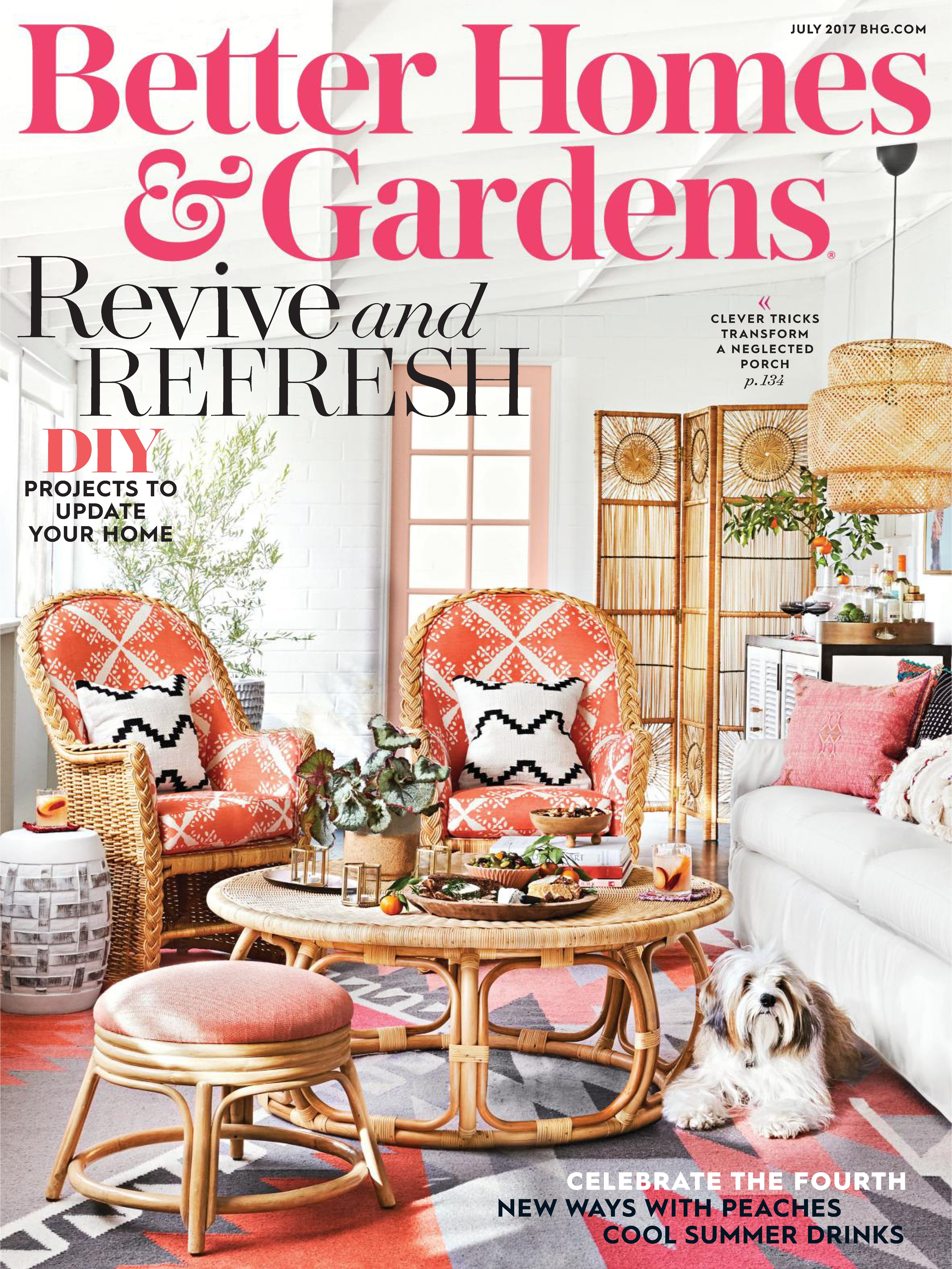 Good June 2017 Back Issue Of Better Homes And Gardens   Zinio.com Great Pictures