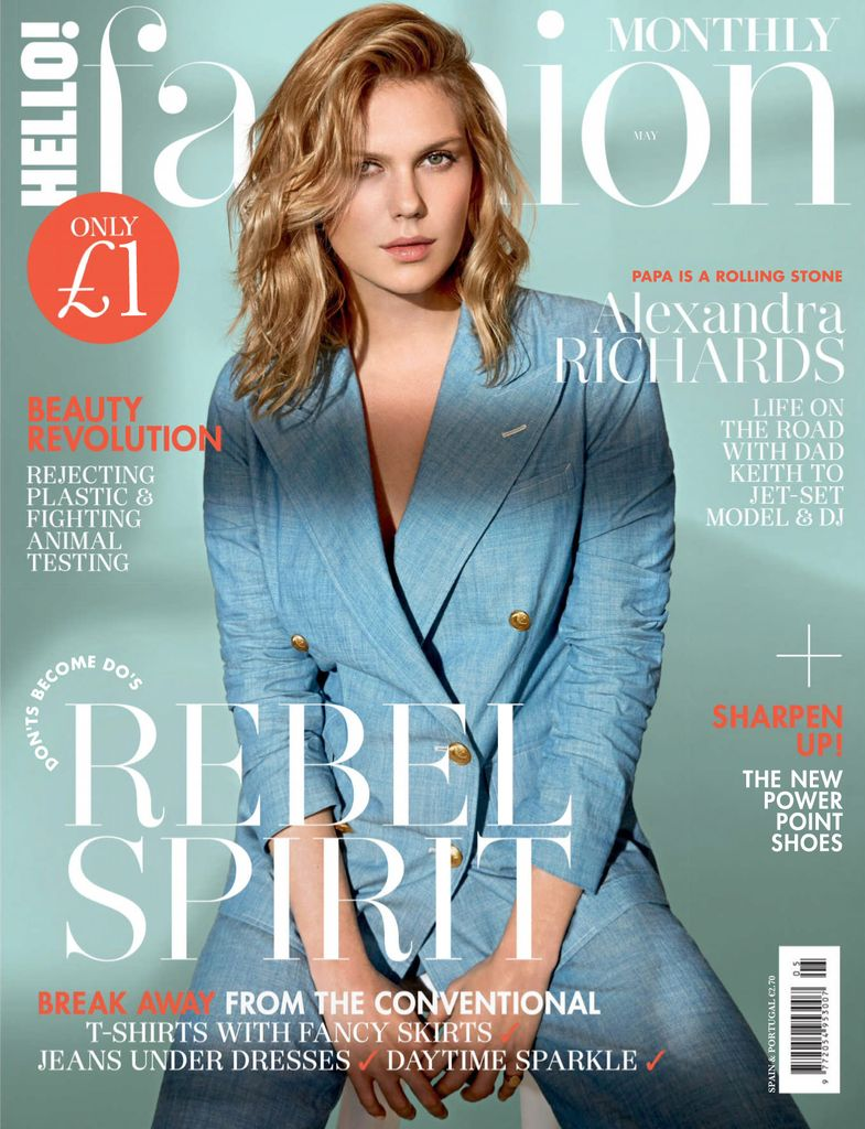 19ea050ce796 HELLO! Fashion Monthly subscription