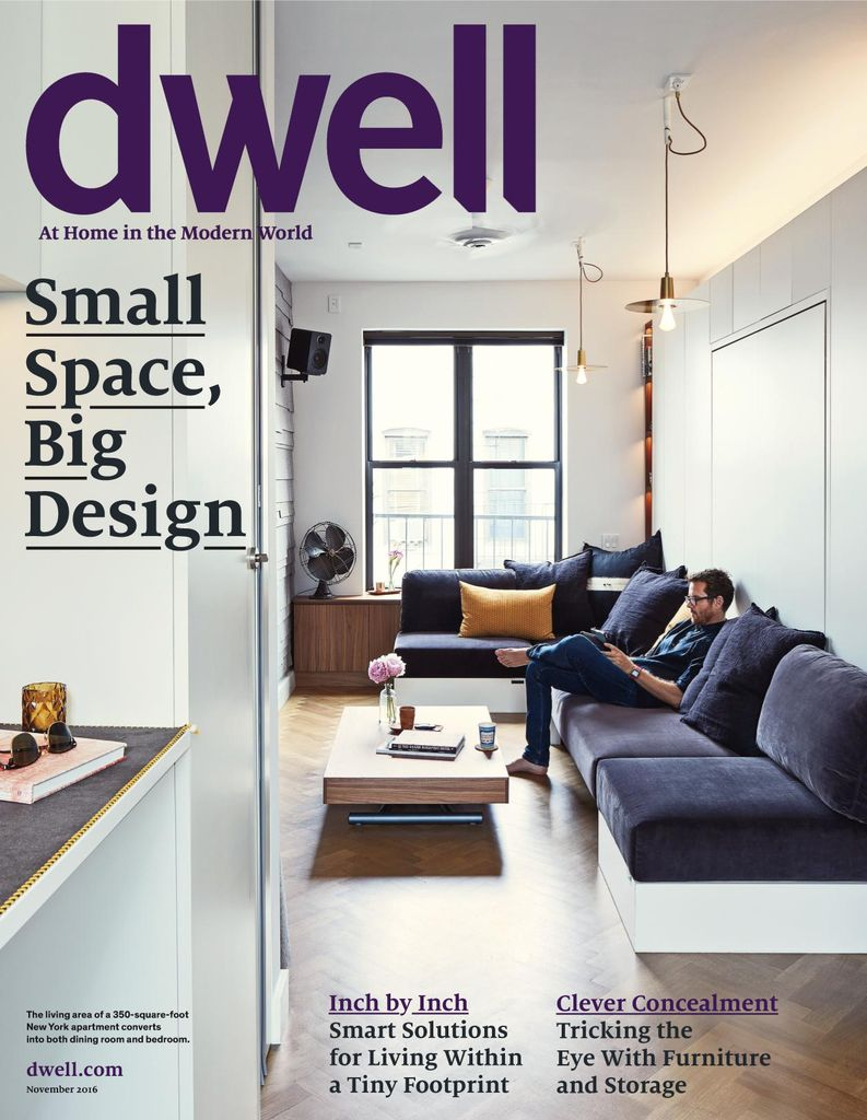 back issues of dwell