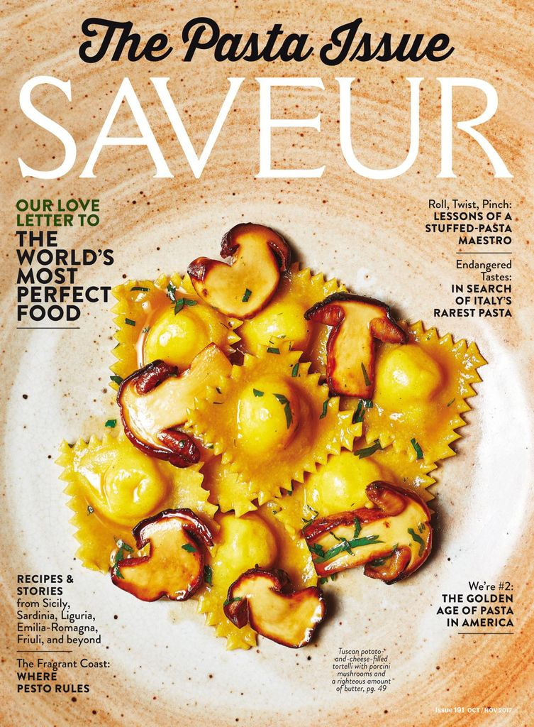 back issues of saveur