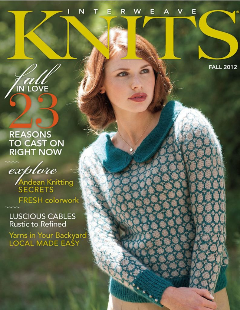 Back Issues Of Interweave Knits