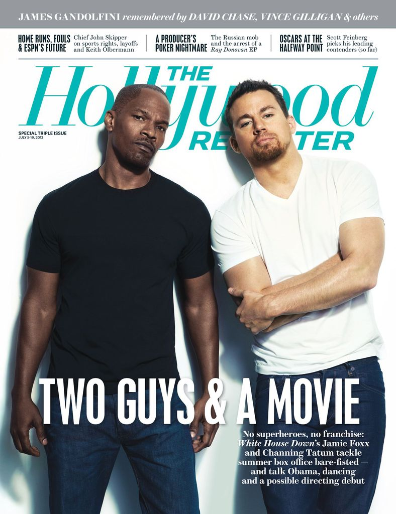 Back issues of The Hollywood Reporter