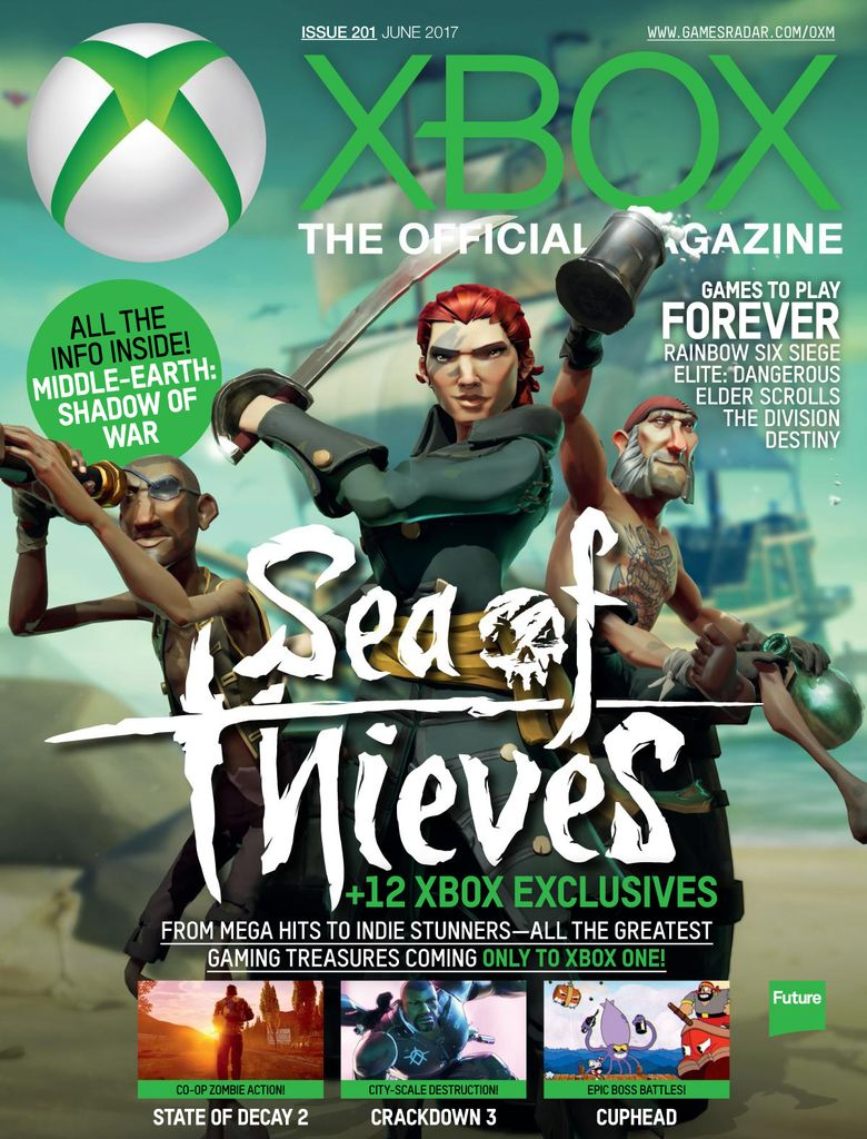 Buy June 2017 - Official Xbox Magazine