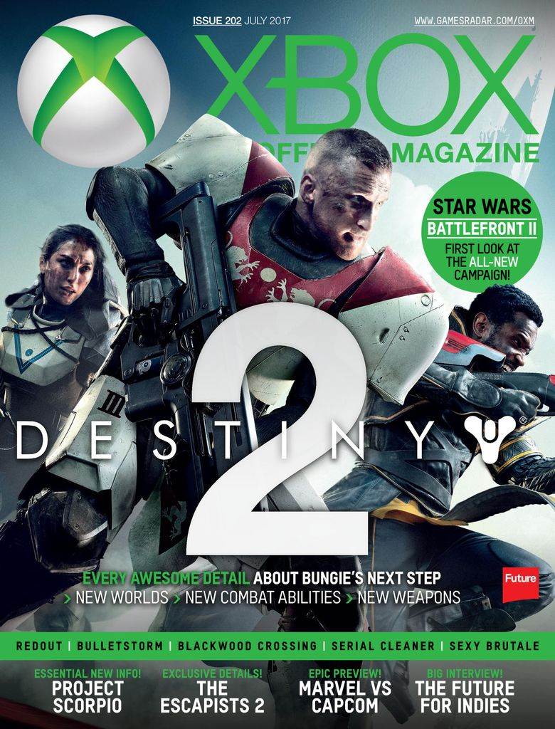 Buy July 2017 - Official Xbox Magazine
