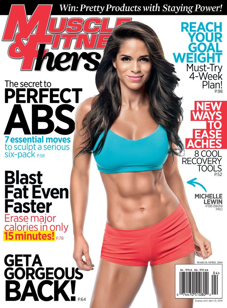 46df4e6ecbf Back issues of Muscle   Fitness Hers
