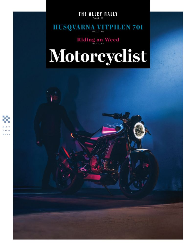 7c8d3e2ec038 Buy May - June 2018 - Motorcyclist