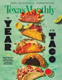 December 01, 2020 issue of Texas Monthly