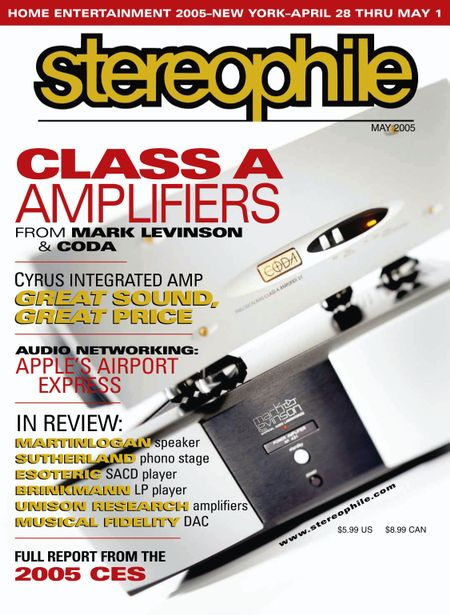 Buy May-05 - Stereophile
