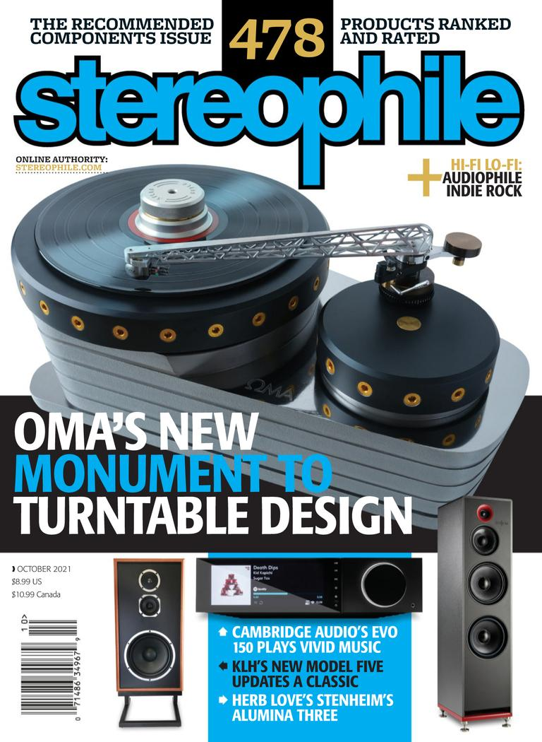Stereophile - Subscription