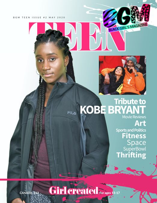Teen Black Girl's Magazine