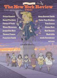 November 05, 2020 issue of New York Review of Books