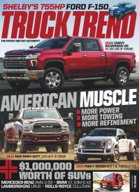 June 30, 2019 issue of Truck Trend