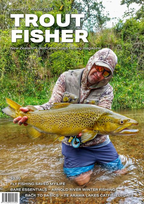 Trout Fisher