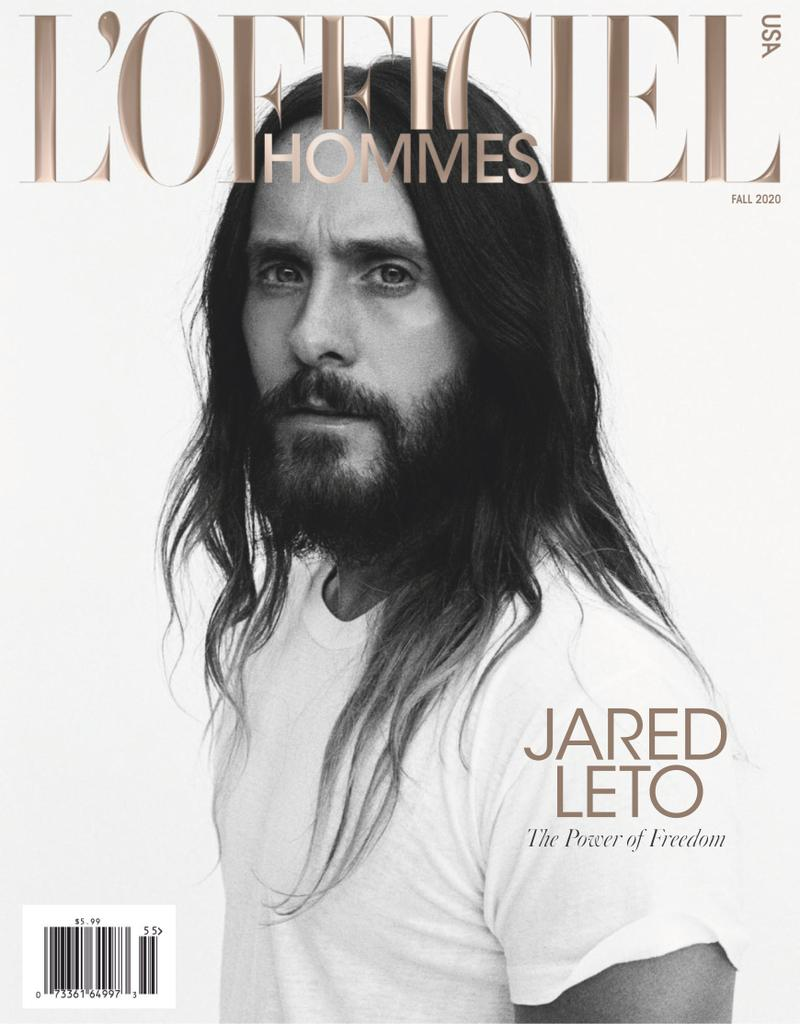 L'OFFICIEL HOMMES USA
