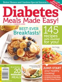 August 01, 2012 issue of Diabetic Meals Made Easy