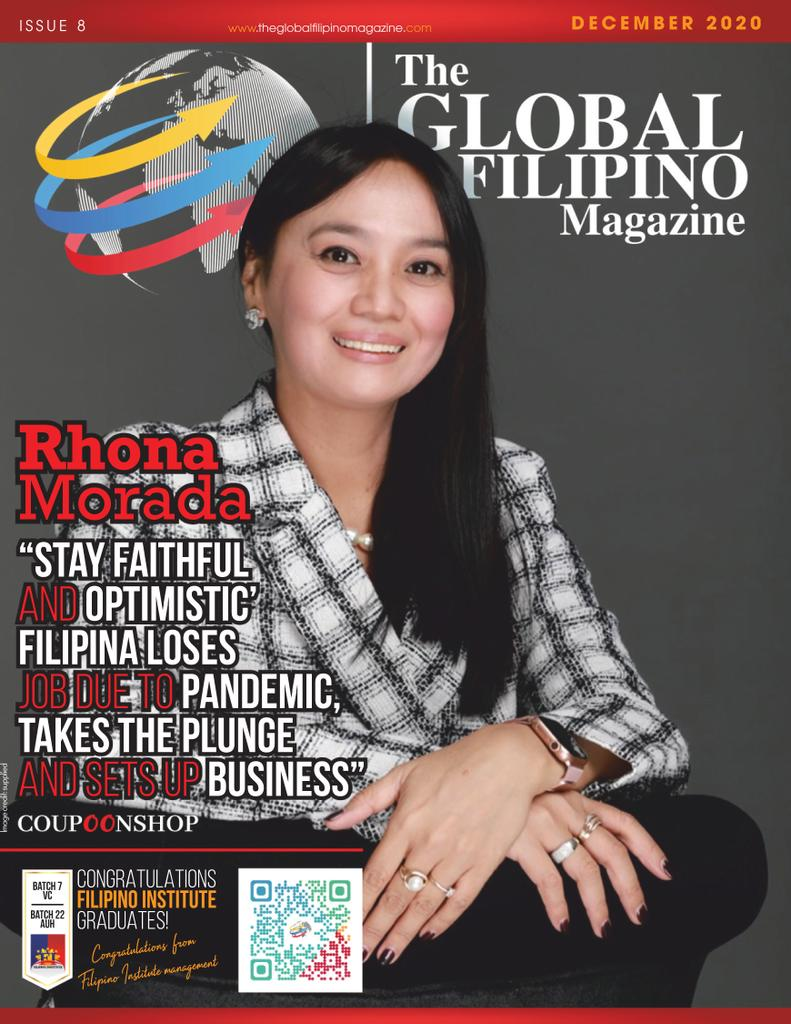 The Global Filipino Magazine