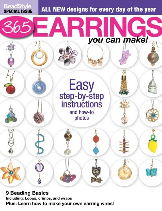 365 Earrings Vol.1
