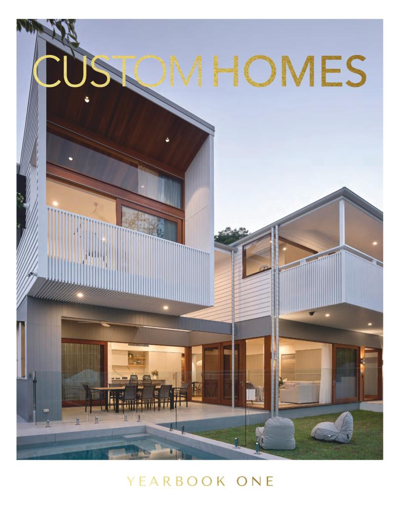 Custom Homes Australia Vol 1