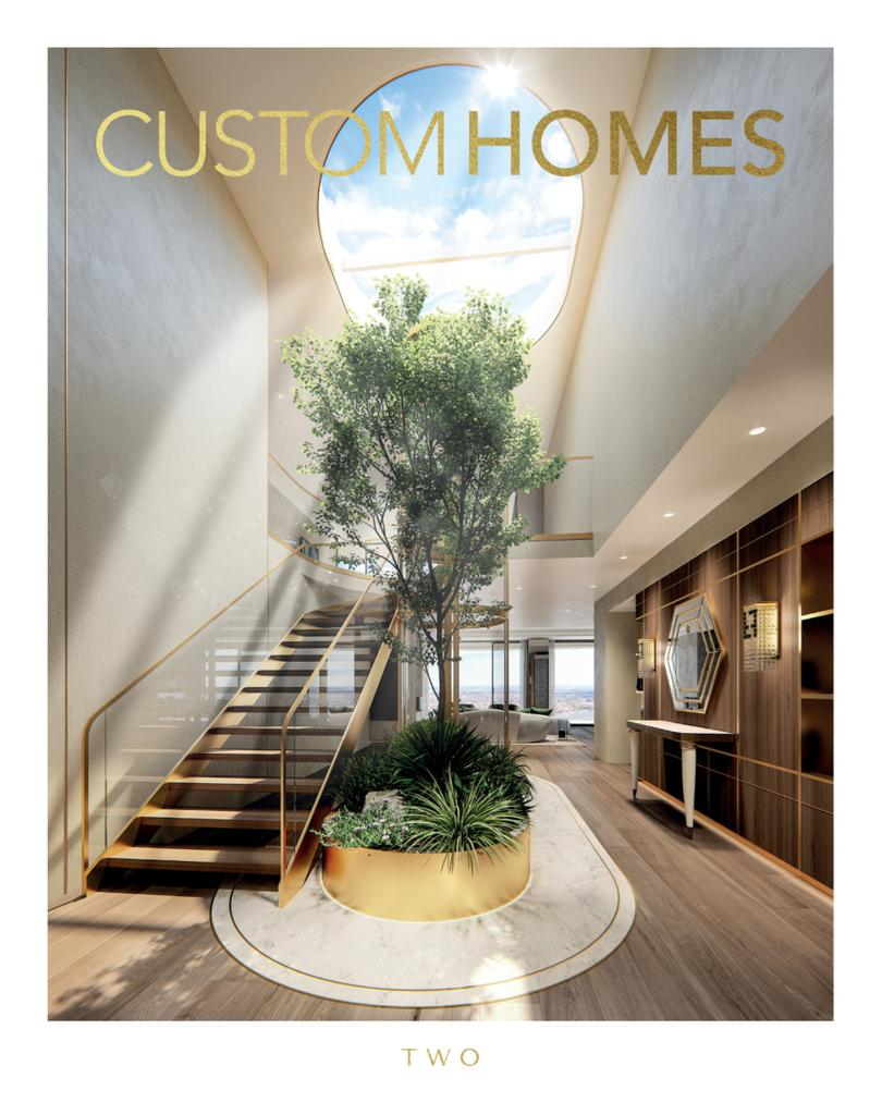 Custom Homes Australia Vol 2