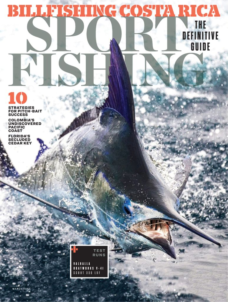 Sport Fishing - Subscription