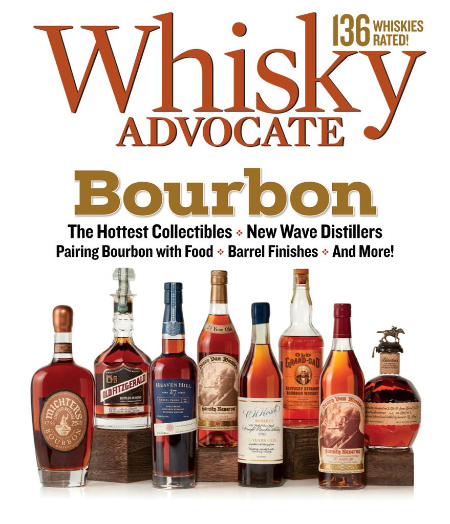 Whisky Advocate - Subscription