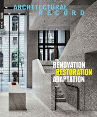 February 01, 2015 issue of Architectural Record