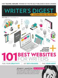 May 01, 2020 issue of Writer's Digest