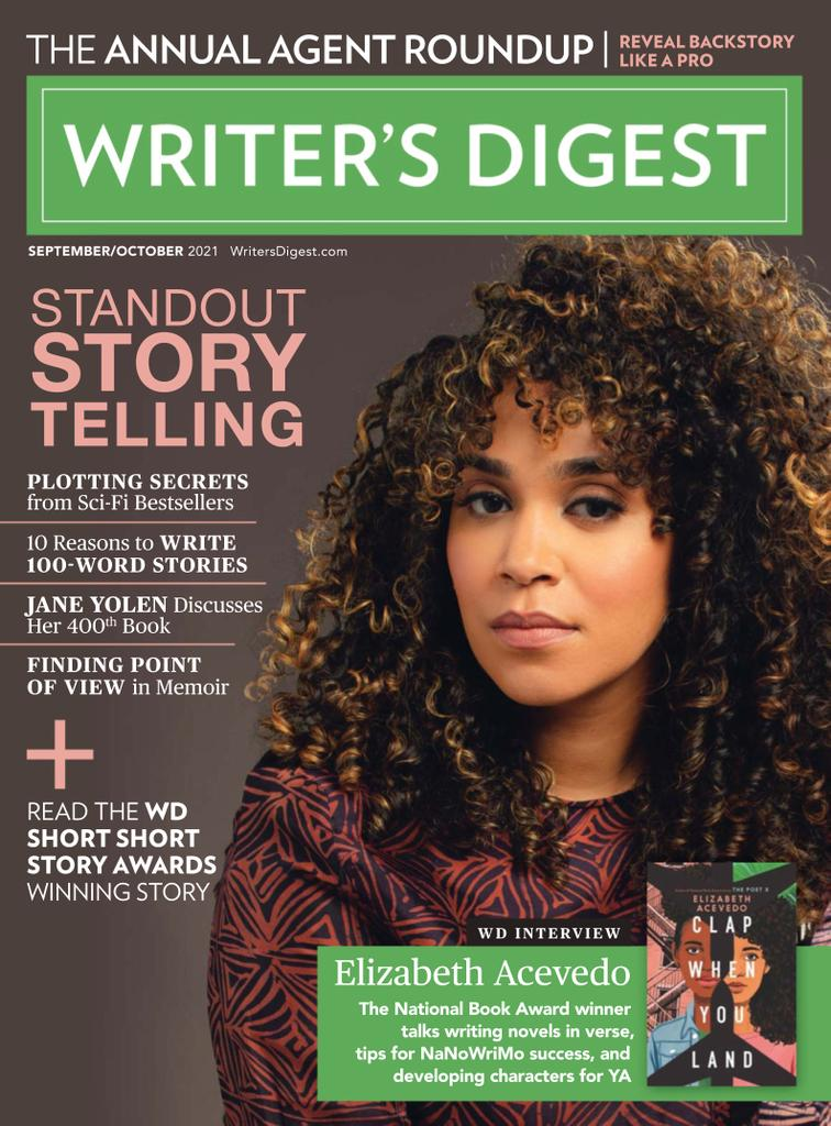 Writers Digest Subscriptions
