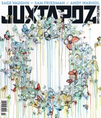 February 01, 2015 issue of Juxtapoz Art & Culture Magazine