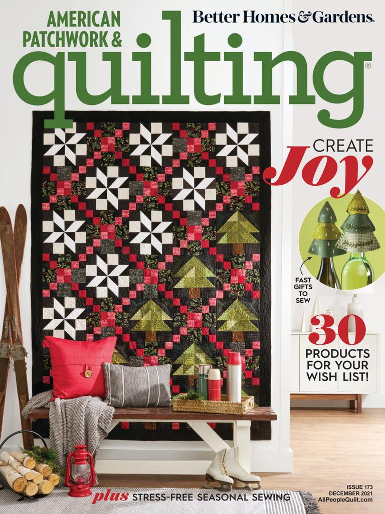 American Patchwork & Quilting - Subscription Subscriptions