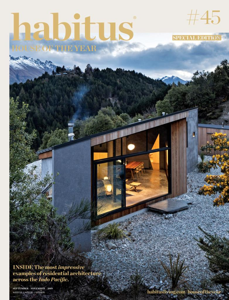 Habitus #45 - House of the Year