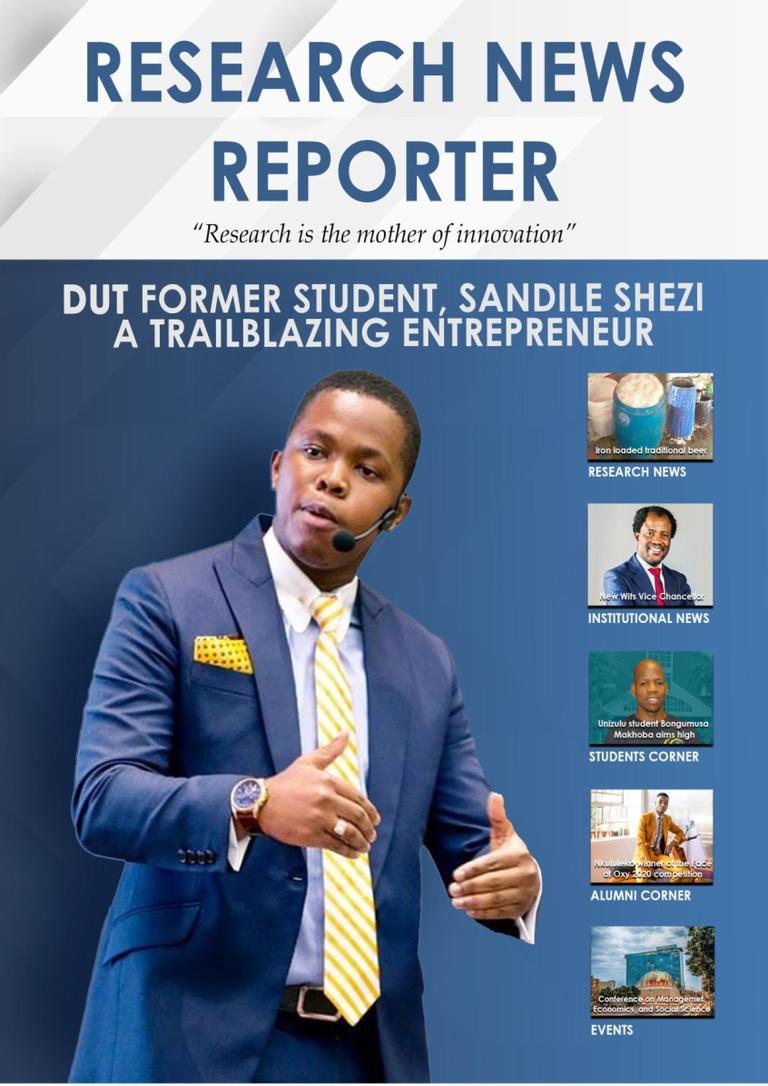 Research News Reporter