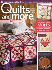 July 17, 2018 issue of Quilts and More