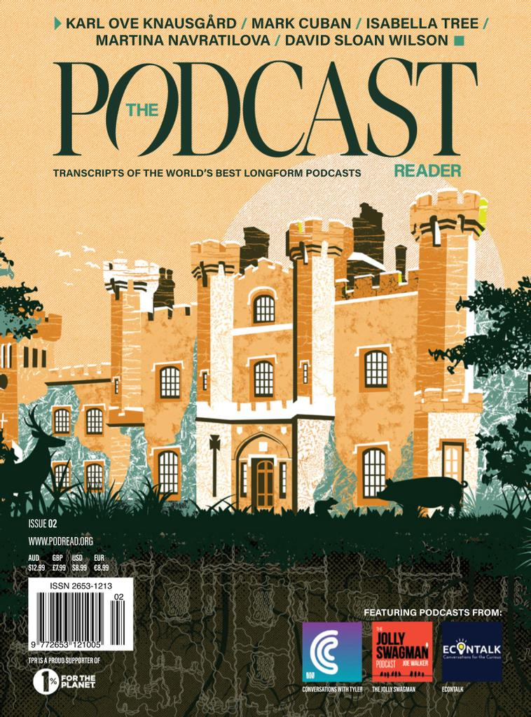 The Podcast Reader