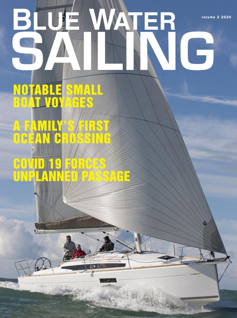 Blue Water Sailing  - Subscription Subscriptions