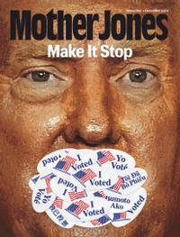 November 01, 2020 issue of Mother Jones