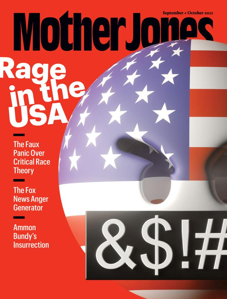 Mother Jones - Subscription
