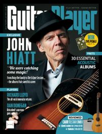 December 31, 2018 issue of Guitar Player