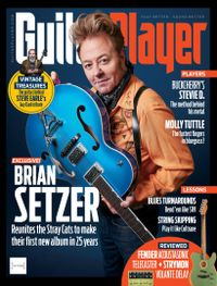 April 30, 2019 issue of Guitar Player