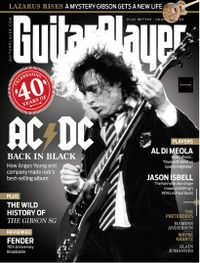 August 01, 2020 issue of Guitar Player