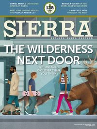 May 01, 2017 issue of SIERRA